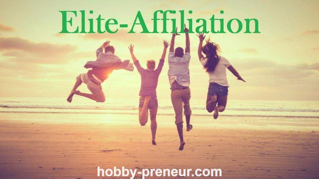formation elite affiliation